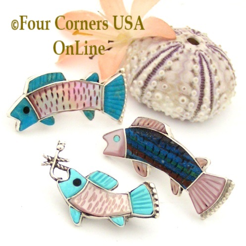 Lapel and Hat Pins Four Corners USA OnLine Native American Jewelry