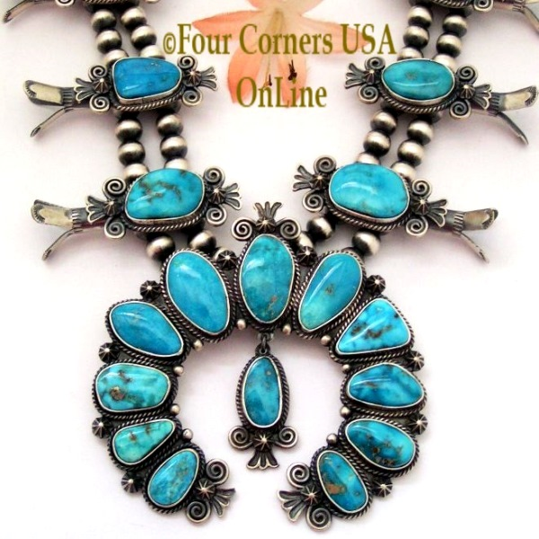 Native American Fine Turquoise Jewelry Collection at Four Corners USA OnLine