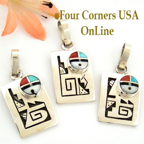 Pendants Neckwear Bolo Ties suitable for Men Four Corners USA OnLine Native American Jewelry