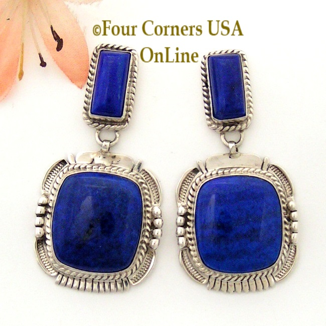 Native American Lapis Jewelry Four Corners USA OnLine