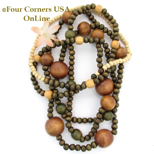 Wood Beads Four Corners USA OnLine Jewelry Making Beading Craft Supplies